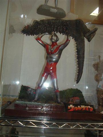 ウルトラマンメビウス・怪獣ミュージアム画像
