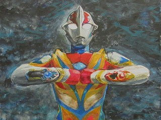 ウルトラマンメビウス画像